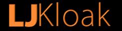 LJ Kloak logo